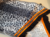 Sjaal panter rechthoekig